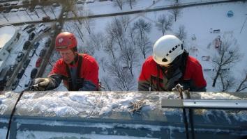 Услуги альпинистов промышленных екатеринбург
